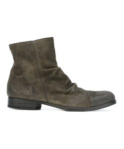 Fiorentini+Baker | Crease Effect Ankle Boots