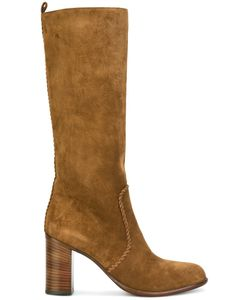Sartore   Knee High Ankle Boots