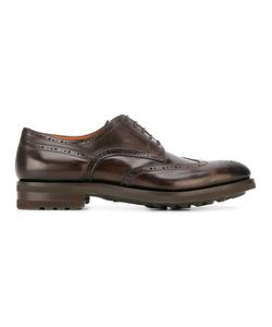 Santoni | Classic Lace-Up Brogues