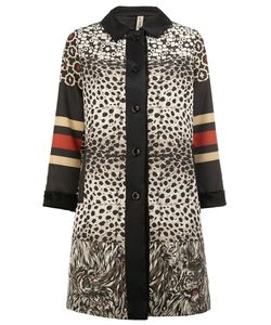 Herno | X Pierre-Louis Mascia Printed Coat