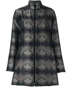 Etro | Printed Flared Coat