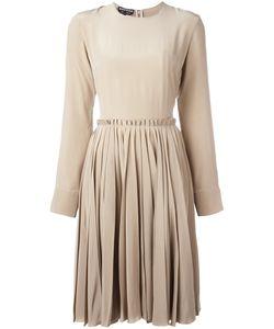 Rochas | Платье С Длинными Рукавами