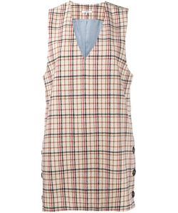 Ganni | Duncan Check Dress