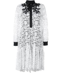 Antonio Marras | Lace Shirt Dress
