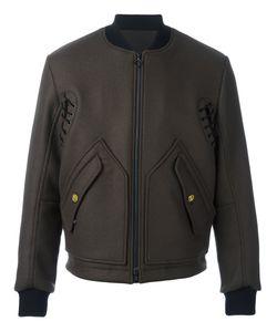 TIM COPPENS | Куртка-Бомбер Со Шнуровкой Ma-1