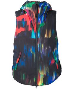 Y-3 | Abstract Print Shell Gilet