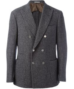 Brunello Cucinelli | Double Breasted Blazer
