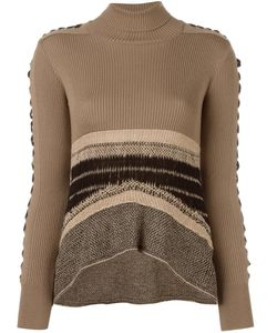 MAME | Laced Sleeve Jumper