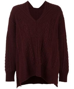 MAME | Cable Knit Jumper
