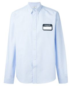 Ami Alexandre Mattiussi | Name Tag Patch Shirt