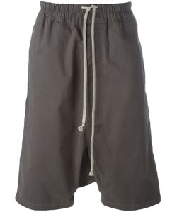 RICK OWENS DRKSHDW | Casual Drop-Crotch Shorts