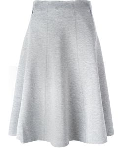 T By Alexander Wang | Pleated Knee Length Skirt