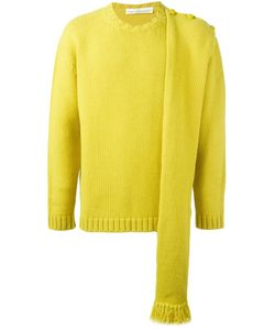 Golden Goose | Detachable Scarf Jumper