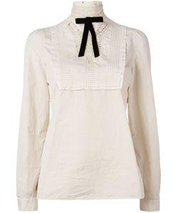 Dsquared2 | Кружевная Блузка С Вышивкой