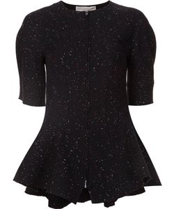 Stella Mccartney | Speckled Flared Hem Top