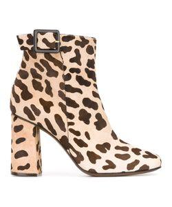 L' Autre Chose | Леопардовые Ботинки По Щиколотку