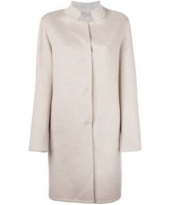 Liska | Cashmere Single Breasted Coat
