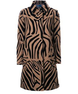 Kolor | Animal Print Coat