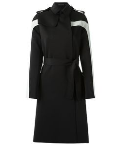GLORIA COELHO | Mid-Lenght Belted Coat