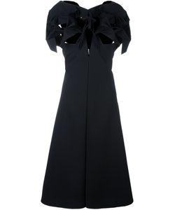 JUNYA WATANABE COMME DES GARCONS | Расклешенное Платье С Вырезными Деталями