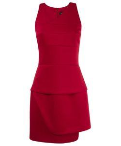 GLORIA COELHO | Asymmetric Dress