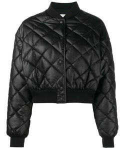 Stella Mccartney | Crop Quilted Puffer Jacket