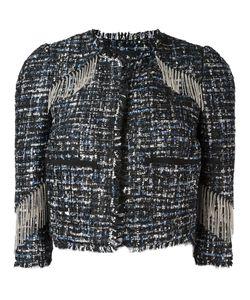 Marco Bologna | Укороченная Куртка С Бахромой