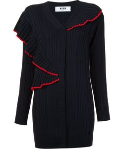 MSGM | Ruffled Cardigan