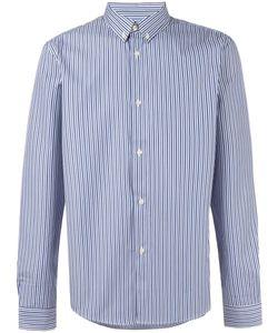 A.P.C.   Striped Button Down Shirt