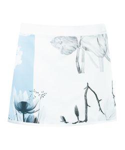 GLORIA COELHO | Print Skirt