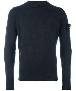 Stone Island | Logo Patch Jumper