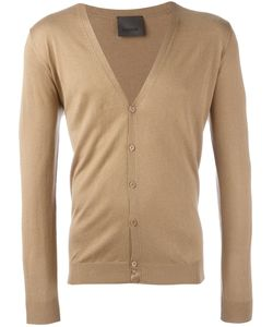 Laneus | V Neck Cardigan