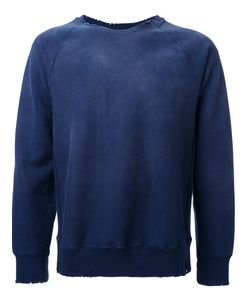 BED J.W. FORD   Raw Edge Sweatshirt