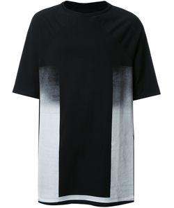 NIL0S | Rectangular Print T-Shirt