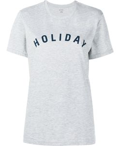 Holiday | Logo Print T-Shirt