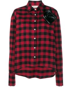 A.W.A.K.E | Checked Shirt