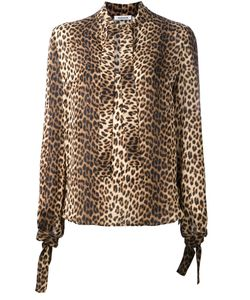 P.A.R.O.S.H. | Рубашка С Леопардовым Принтом