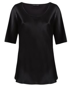 GLORIA COELHO | Round Neck Blouse