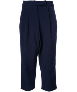 STUDIO NICHOLSON | Cropped Tapered Trousers