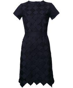 ASSIN | Платье Woven Front