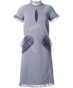 Christopher Kane | Платье С Оборками