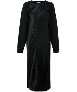 Donna Karan | Платье Длины Миди С Принтом Сзади