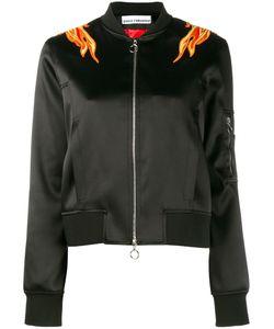 Paco Rabanne   Куртка Бомбер С Вышивкой