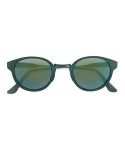 RETRO SUPER FUTURE   Round Frame Sunglasses Unisex