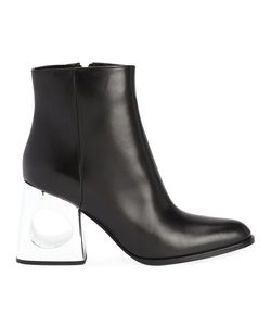 Marni | Cut-Out Heel Boots