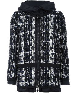 Moncler | Bouclé Knit Padded Jacket