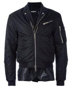 Dsquared2 | Многослойная Куртка Бомбер