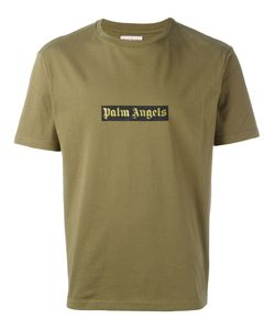 PALM ANGELS | Logo Print T-Shirt