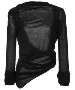 Rick Owens Lilies | Plunging Back Top