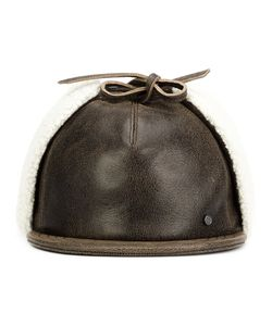 Maison Michel | Leather Cap